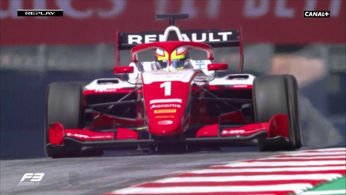 Oscar Piastri s'impose en Autriche - Formule 3 : Formule 1