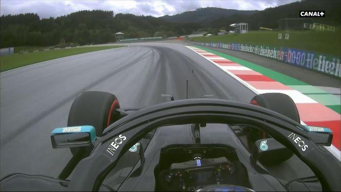 Le DAS de Mercedes légal pour les commissaires : GP d'Autriche