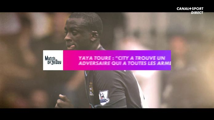 """Yaya Touré : """"Manchester City trouve un adversaire avec toutes les armes"""" : Interviews Premier League"""