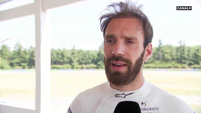 """Vergne : """"Sainz, pas sûr que ce soit un n°2 chez Ferrari"""" : Formule 1"""