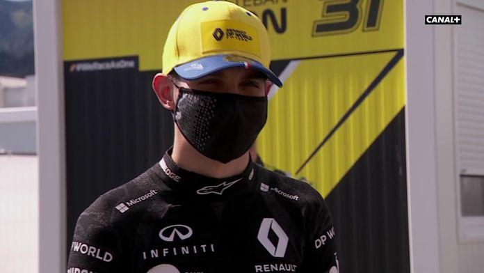 """Ocon : """"On aurait pû faire mieux"""" : GP d'Autriche"""