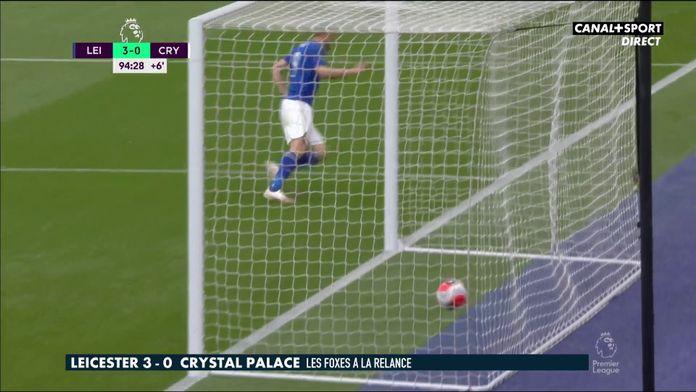 Le résumé de Leicester / Crystal Palace : Premier League - 33e journée