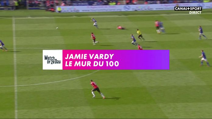 Les 101 buts de Jamie Vardy en Premier League : Premier League