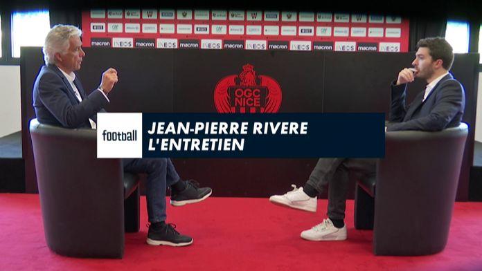 Jean-Pierre Rivère - L'entretien : Ligue 1 Uber Eats
