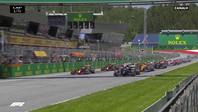 Le retour de la Formule 1 c'est maintenant : #AustrianGP