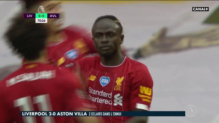 Le résumé de Liverpool / Aston Villa : Premier League - 33ème journée
