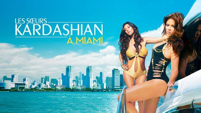 Les sœurs Kardashian à Miami