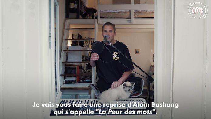 Hervé - La peur des mots (Alain Bashung)