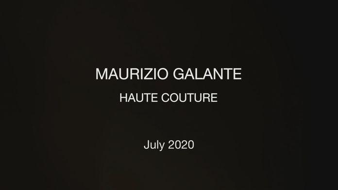 FASHION FILMS - HAUTE COUTURE - MAURIZIO GALANTE