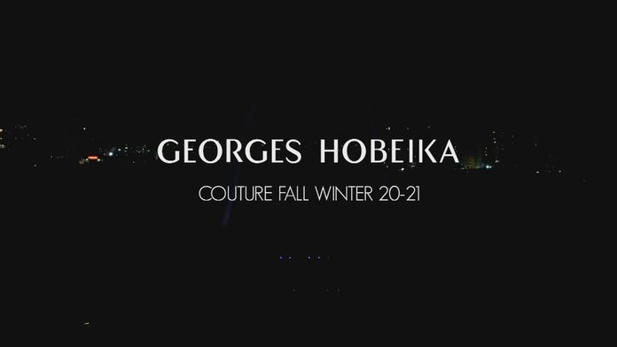 FASHION FILMS - HAUTE COUTURE - GEORGES HOBEIKA