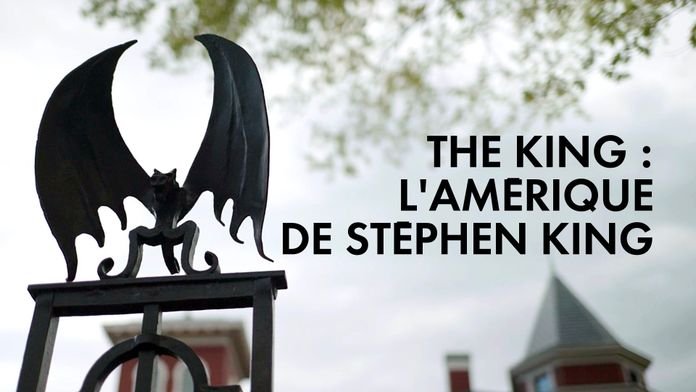 The King : l'Amérique de Stephen King