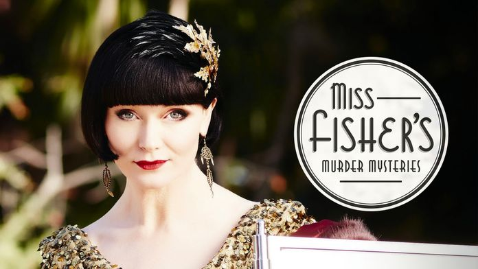 Miss Fisher enquête