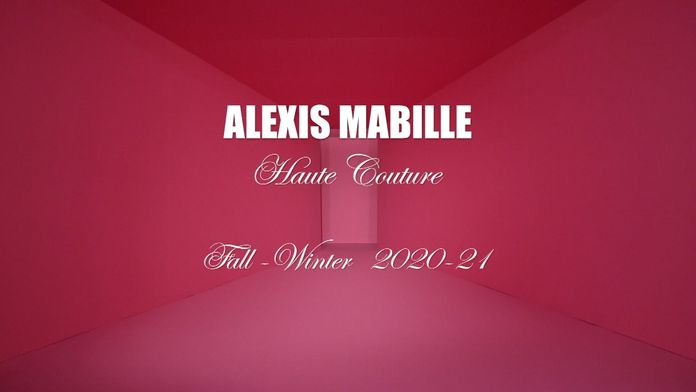 FASHION FILMS - HAUTE COUTURE - ALEXIS MABILLE