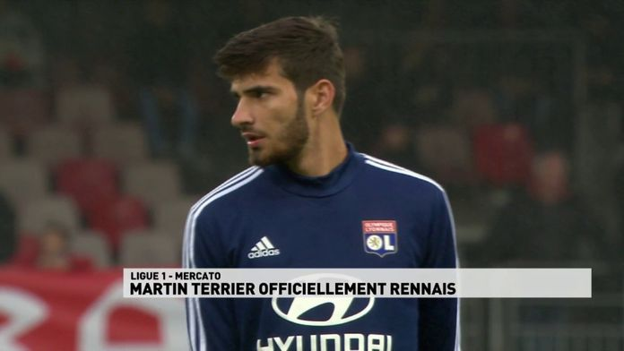 Martin Terrier officiellement renn