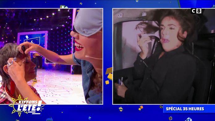 Spécial 35h : Valérie Benaïm affronte une maquilleuse de stars