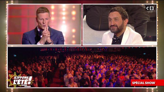 Spécial show : Matthieu Delormeau croit hypnotiser le public de l'Olympia