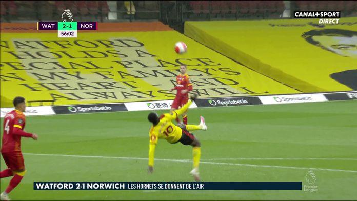 Watford - Norwich : les Hornets se