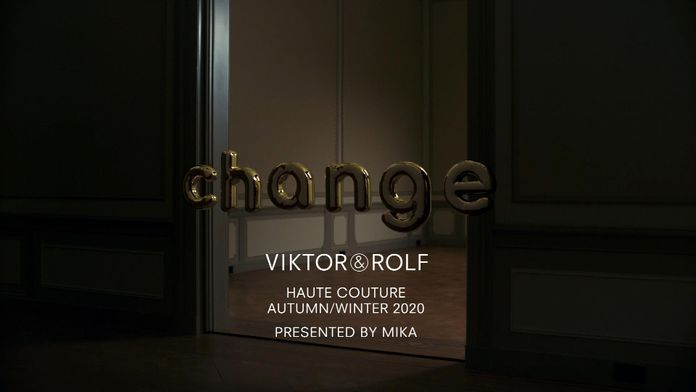 FASHION FILMS - HAUTE COUTURE - VIKTOR & ROLF