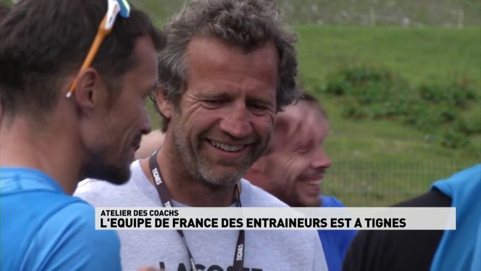 L'Equipe de France des entraîneurs