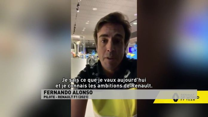 Renault - Alonso , nouvelle love s