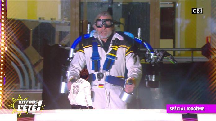 Spécial 1000ème : Gilles Verdez est hypnotisé pour décrocher la lune