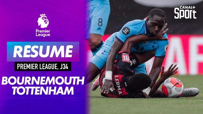 Le résumé de Bournemouth / Tottenh