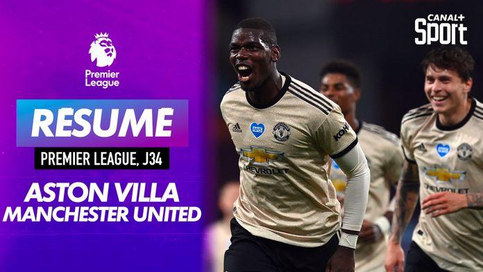 Le résumé d'Aston Villa / Manchest