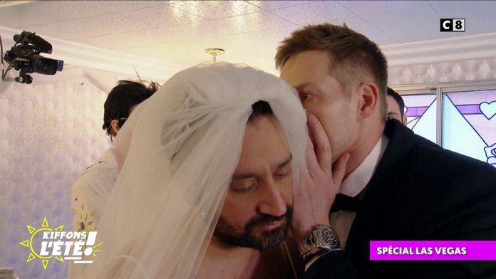 Spécial Las Vegas : Matthieu Delormeau s'oppose au mariage de Cyril et Camille