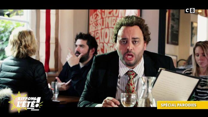 Spécial parodies : Jerôme Commandeur en Julien Lepers