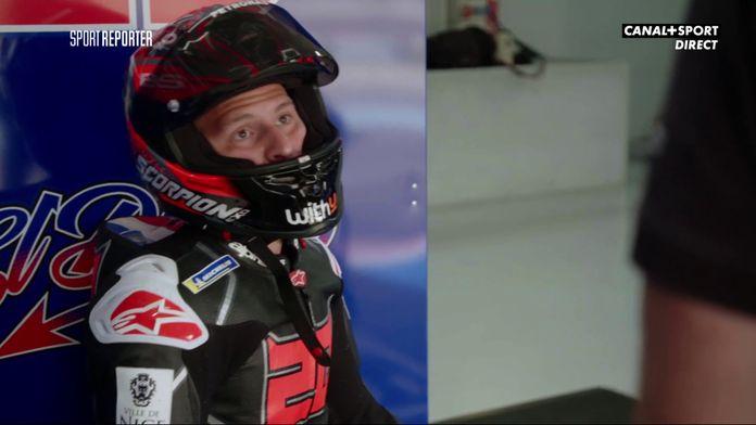 """RESTART"", documentaire MotoGP à d"