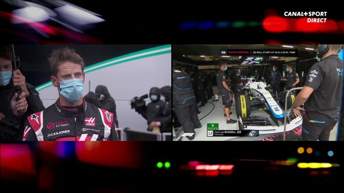 La pole pour Hamilton au GP de Sty