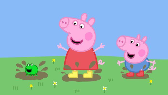 Peppa Pig en anglais - S2 - Ép 15