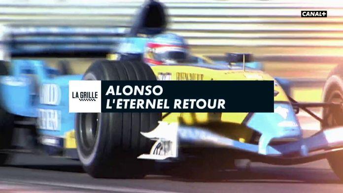 Alonso l'éternel retour