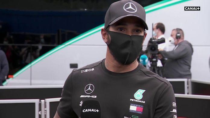 """Hamilton : """"C'est un effort d'équi"""