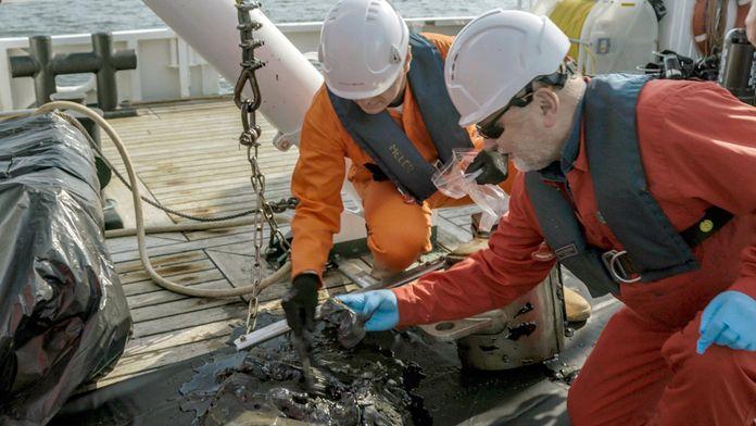 Epaves et pollution : Les larmes noires de l'océan