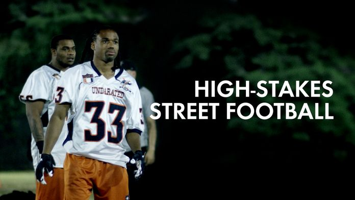 High-Stakes Street Football : New York