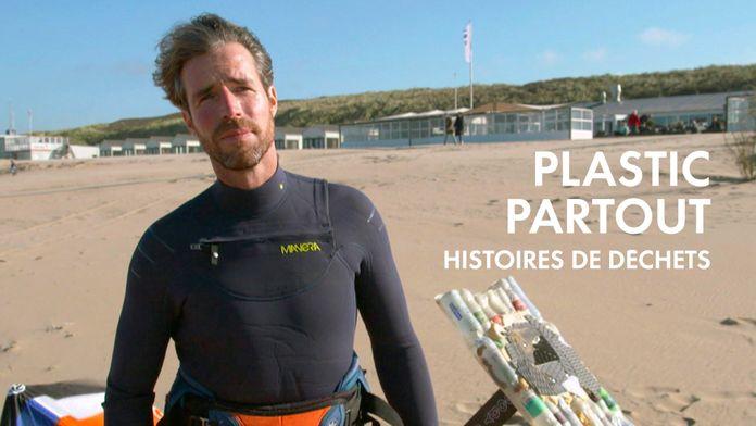Plastic partout ! : Histoires de déchets