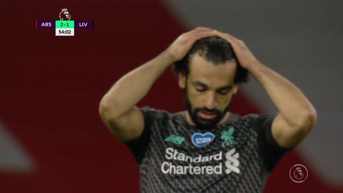 Le résumé d'Arsenal / Liverpool