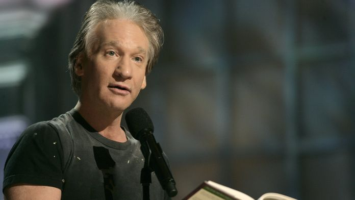 Bill Maher : The Decider