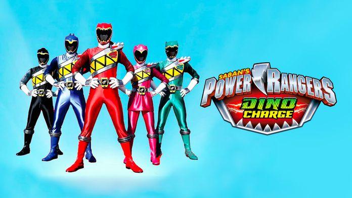 Power Rangers Dino Charge