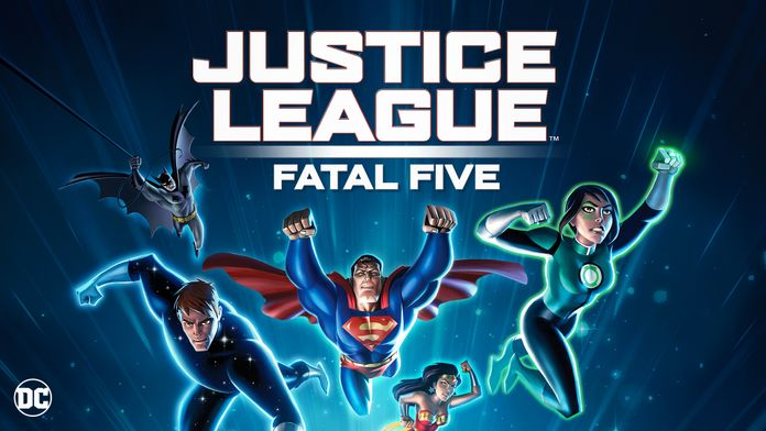 Justice League : Fatal Five