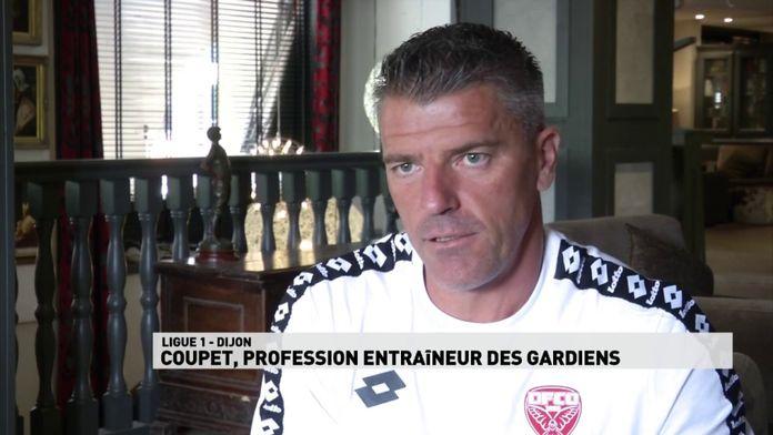 Coupet, profession entraîneur des