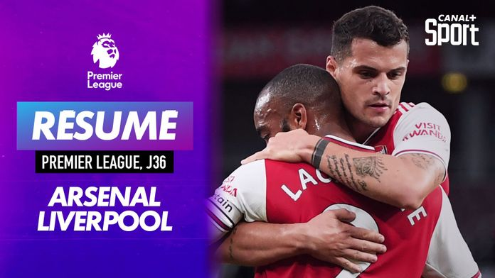 Le résumé d'Arsenal - Liverpool en