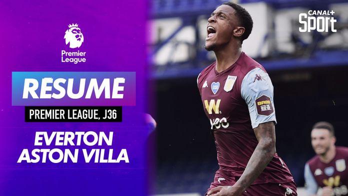 Les buts d'Everton - Aston Villa