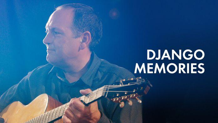 Django Memories stochelo rosenberg's project att New York