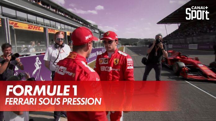 GP de Hongrie : Ferrari sous press