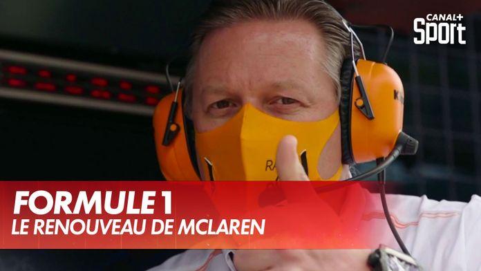McLaren : un vent de fraîcheur
