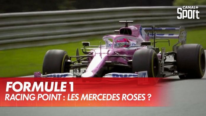 Racing Point : la guerre des roses