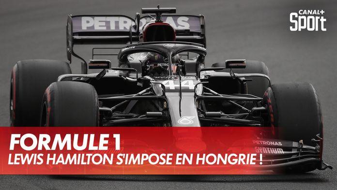 Lewis Hamilton remporte le GP de H