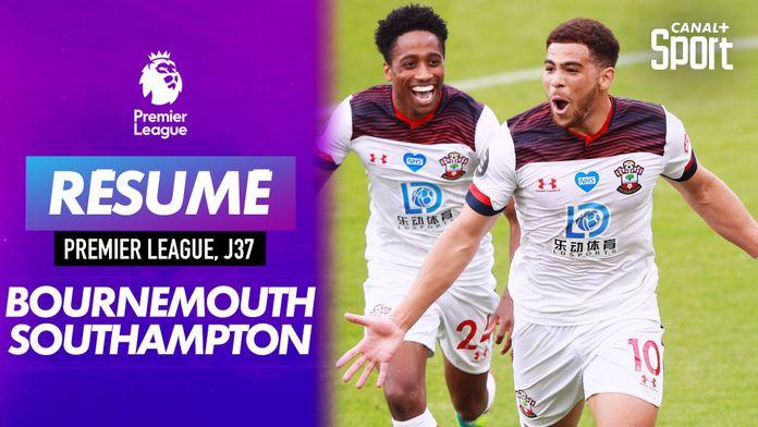 Le résumé de Bournemouth - Southam
